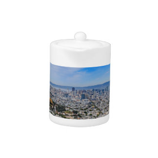 San Francisco Skyline Teapot