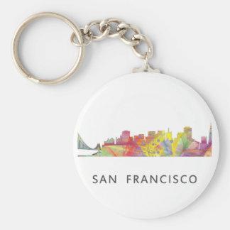 SAN FRANCISCO SKYLINE WB1 - KEYCHAIN
