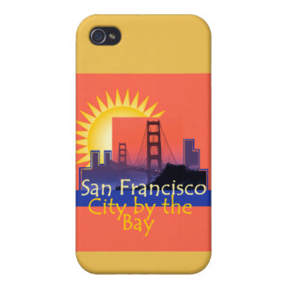 San Francisco Speck Case iPhone 4/4S Cover