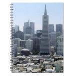 San Francisco Spiral Notebooks