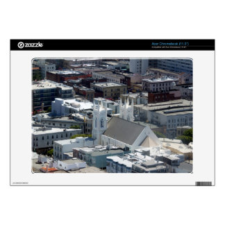 San Francisco St Francis of Assisi Church Acer Chromebook Skins