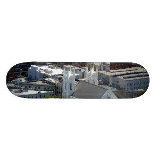 San Francisco St Francis of Assisi Church Skateboard Deck