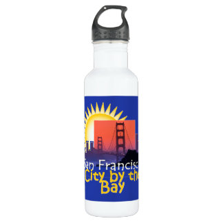 SAN FRANCISCO STAINLESS STEEL WATER BOTTLE