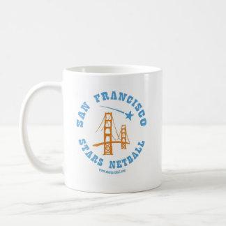 San Francisco Stars Netball Mug