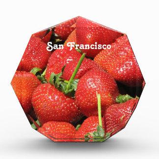 San Francisco Strawberries Award