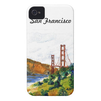 San Francisco Style - Case iPhone 4 Cover