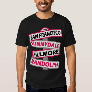 San Francisco, Sunndale,Fillmore,Randolph -- Tee