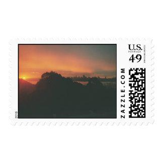San Francisco Sunrise Stamps