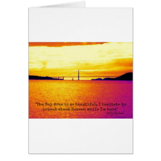 San Francisco Sunset Greeting Cards