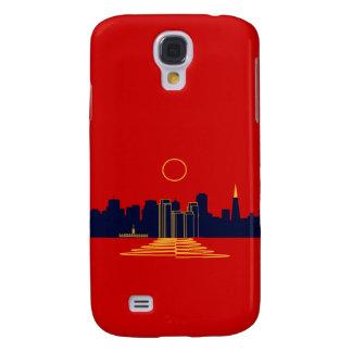 San Francisco Sunset Samsung Galaxy S4 Case