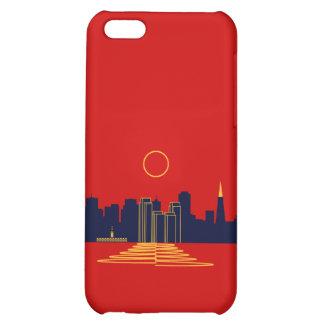 San Francisco Sunset iPhone 5C Case