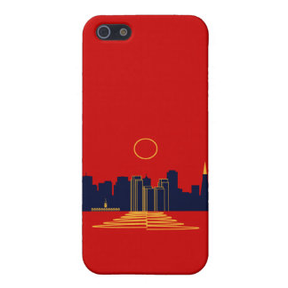 San Francisco Sunset iPhone 5 Cover