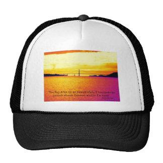 San Francisco Sunset Trucker Hat