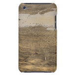 San Francisco, surrounding country iPod Case-Mate Cases