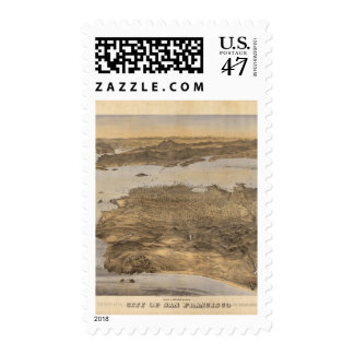 San Francisco, surrounding country Postage