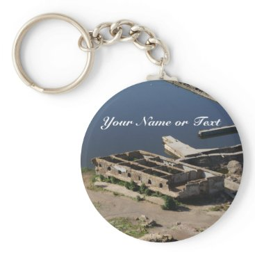 everydaylifesf San Francisco Sutro Baths Ruins #2 Keychain