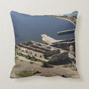 everydaylifesf San Francisco Sutro Baths Ruins #2 Pillow