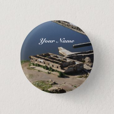 everydaylifesf San Francisco Sutro Baths Ruins #2 Pinback Button