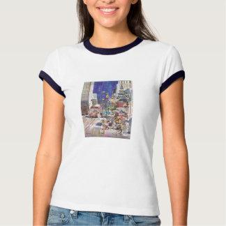 San Francisco T-Shirt Painting Chinatown