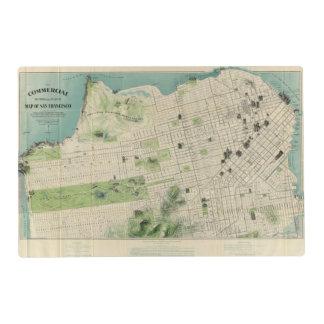 San Francisco Tapete Individual