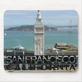 San Francisco Mouse Pads