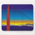 San Francisco Tapetes De Raton