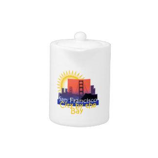 SAN FRANCISCO TEAPOT