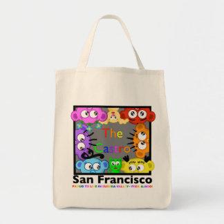 San Francisco - The Castro Shopping Bag