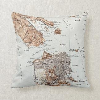 San Francisco - Throw Pillow
