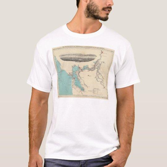 San Francisco to Sacramento T-Shirt