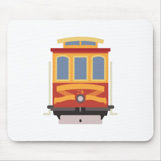San Francisco Trolley Mouse Pad