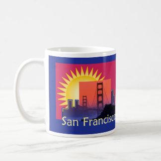 SAN FRANCISCO una gran taza de la ciudad