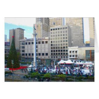 San Francisco Union Square #5 Card