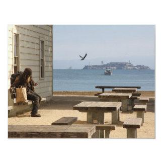 San Francisco Vagabond Card