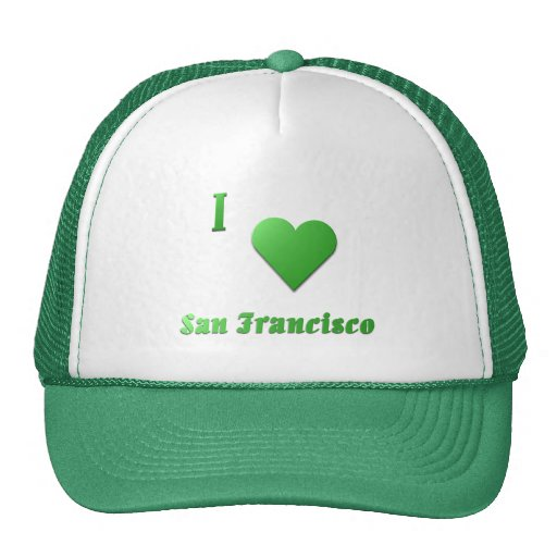 San Francisco -- Verde de Kelly Gorras