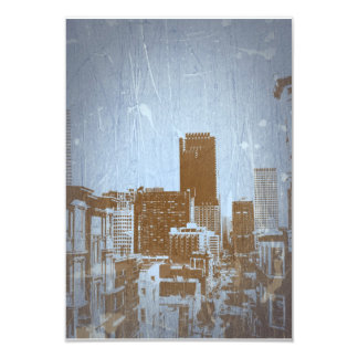 San Francisco View Card