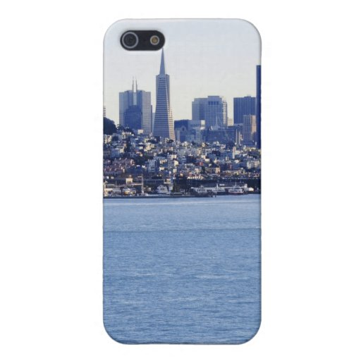 San Francisco View From the Bay Cases For iPhone 5