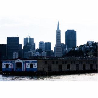 San Francisco View from the Bay Photo Cutout