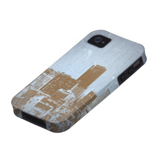 San Francisco View Vibe iPhone 4 Cover
