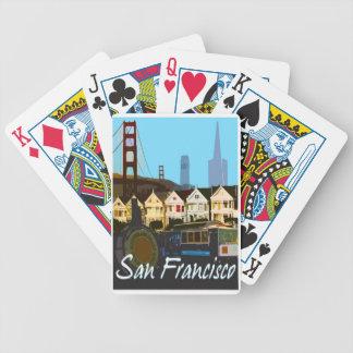 San Francisco Vintage Montage Cards