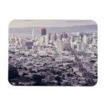 San Francisco Vinyl Magnets