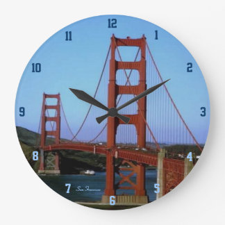 San Francisco Wall Clocks