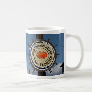 San Francisco Warf Coffee Mug