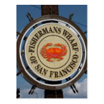 San Francisco Warf Postal