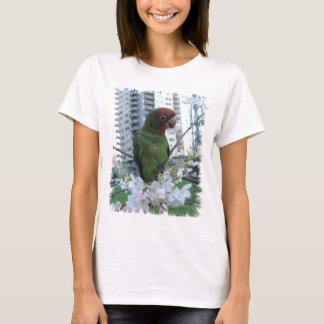 San Francisco  Wild parrots of Telegraph Hill T-Shirt