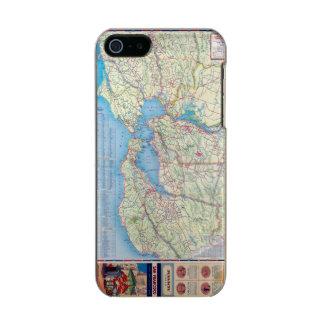 San Francisco y vecindad Carcasa De Iphone 5 Incipio Feather Shine