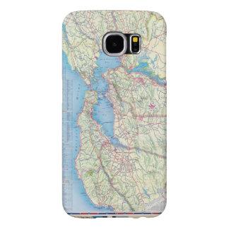 San Francisco y vecindad Fundas Samsung Galaxy S6