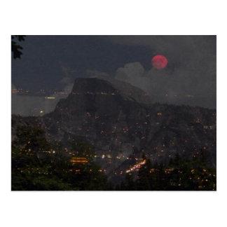 San Francisco y Yosemite Tarjetas Postales