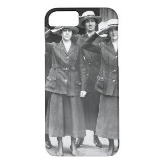 San Francisco Yeomanettes_War Image iPhone 8/7 Case