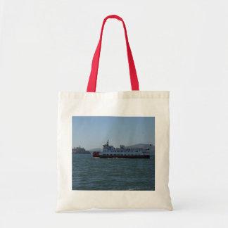 San Francisco Zalophus Ship Tote Bag